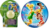 Disney Fairies Projectables LED Plugin Night Light - Tinkerbell Iridessa Rosetta