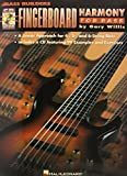 Fingerboard Harmony For Bass Bass Builders Bgtr Book/Cd