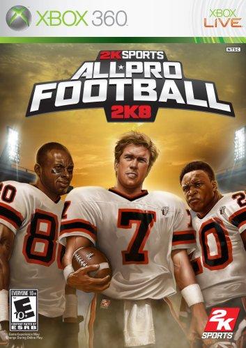 2K Games-All Pro Football 2K8