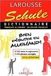 Dictionnaire Schule : Allemand/fran�a...