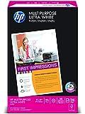 HP Multipurpose Ultra White, 20lb, 11 x 17 Inch, 96 Bright,  500 Sheets/1 Ream (172001)