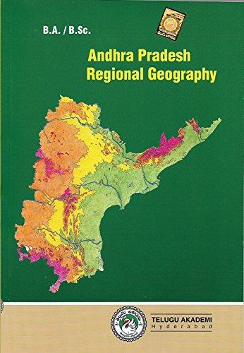 B.A / B.SC Andhra Pradesh Regional Geography [ English Medium ]