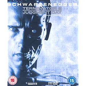 Terminator 2 - Judgement Day [HD DVD]