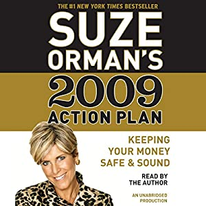 Suze Orman's 2009 Action Plan Hörbuch