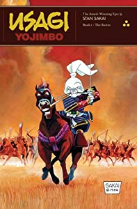 Cover of &quot;Usagi Yojimbo, Book 1: The Roni...