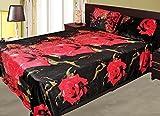 Sarang Dispatch Woolen Bedsheet with 2 Pillow Cover