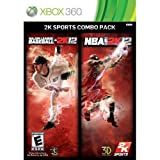 Take 2 MLB 2k12/NBA 2k12 Combo Pack | Xbox 360