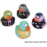 "Rhode Island Novelty 2"" Zombie Rubber Duckies (12 Piece)"