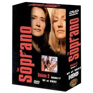 Les Soprano - Saison 2 : Episodes 1 à 6 - Coffret 3 DVD