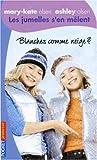 echange, troc Nancy Butcher - Les jumelles s'en mêlent, Tome 15 : Blanches comme neige ?