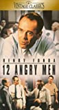 Cover art for  12 Angry Men [VHS]