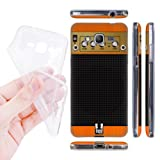 Head Case Designs Orange Chorus Guitar Amp Soft Gel Back Case Cover for Samsung Galaxy Grand Prime 3G 4G Duos LTE G530