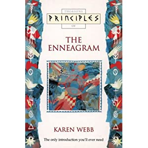 Books: Thorsons Principles of the Enneagram: an introduction by Karen Webb: cover