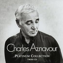 Platinum Collection : Charles Aznavour (Coffret 3 CD)