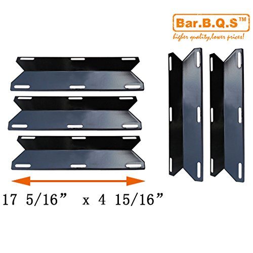 Bar B Q S Replacement Porcelain Steel Gas Grill Heat Plate