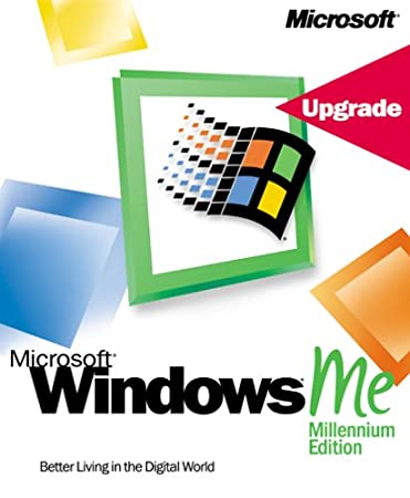 Microsoft Windows Millennium Edition Upgrade w/ Encryption Coded Software [Old Version]