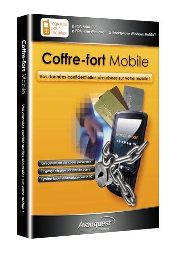 Coffre-Fort Mobile - Ensemble Complet - 1 Utilisateur - Win - Français