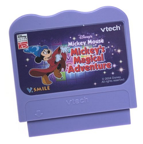Mickey Mouse V.Smile Smartridge front-1077744