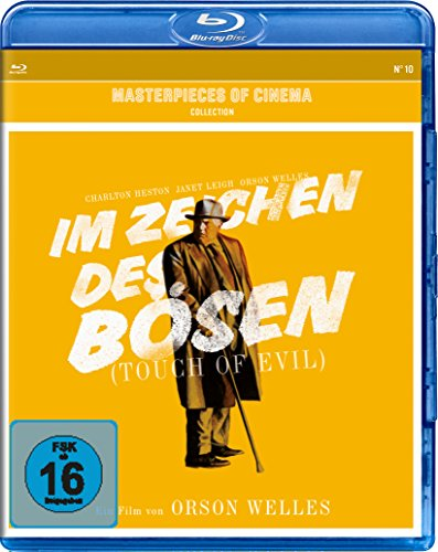 Im Zeichen des Bösen - Masterpieces of Cinema Collection [Blu-ray]