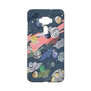 G-STAR Designer Printed Back case cover for Asus Zenfone 3 - G1312