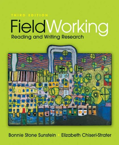FieldWorking: Reading and Writing Research