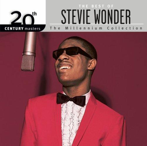 Stevie Wonder - 20th Century Masters - The Millennium Collection: The Best of Stevie Wonder - Zortam Music