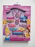 Disney Princess Hair and Jewelry Box Set