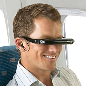 Porn in public? Now it's possible with iPod video glasses!