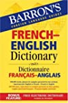Barron's French-English Dictionary: D...