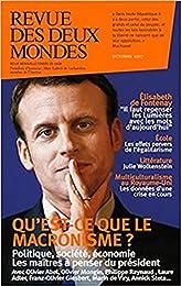 Revue des Deux Mondes Octobre 2017.l'Enseignement de l'Histoire