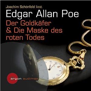 Der Goldkäfer & Die Maske des roten Todes Hörbuch