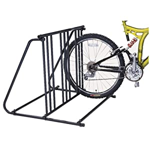 Click to buy Outdoor Bicycle Storage: Hollywood Racks PS6 Parking Valet 6 - Bike 6-Bike Parking Rack from Amazon!