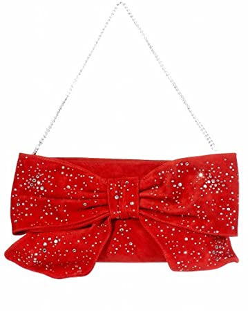 bebe.com Bow Clutch by Tara Subkoff :  formal evening dance tara subkoff