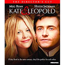 Kate &amp; Leopold (Director's Cut) [Blu-ray]