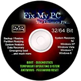 The FIX MY PC - the Utilmate Fix - Boots any Computer 32/64 Bit- Windows/OSX/Linux [Lastet Version 2015-2016]