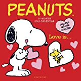 2012 Peanuts Love Is Wall Calendar