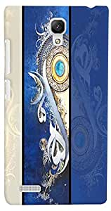 PrintVisa Pattern Abstract Design Case Cover for Xiaomi Redmi Note/Note 4G