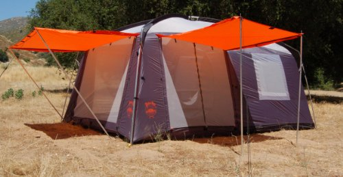 Paha Que Perry Mesa ScreenRoom/Tent Combo (8 Person), Outdoor Stuffs