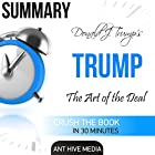 Donald J. Trump's TRUMP: The Art of the Deal Summary Hörbuch von  Ant Hive Media Gesprochen von: D. J. Ewald