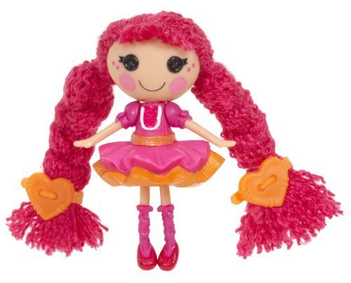 Lalaloopsy Mini Loopy Hair Tippy Tumblelina Doll by Lalaloopsy (English Manual)