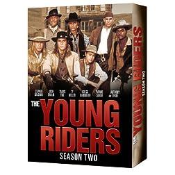 The Young Riders: Season 2 (Gift Box