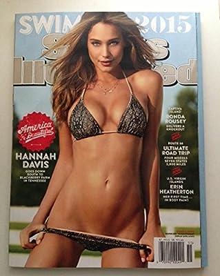 Sports Illustrated 2015 Swimsuit Issue - Hannah Davis