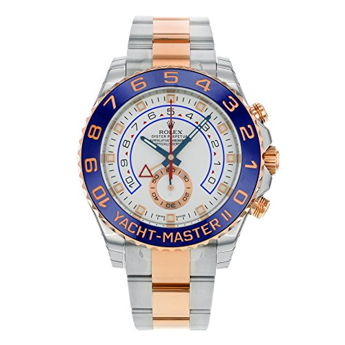 rolex-yacht-master-ii-116681-steel-18k-pink-gold-automatic-mens-watch