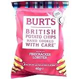 Burts Chips Firecracker Lobster (pack of 10)