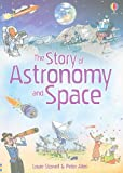 The story of astronomy and space 書封