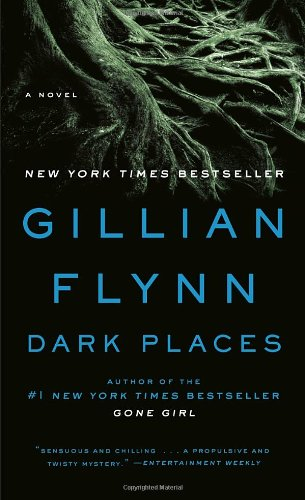 Book cover to 'Dark Places'