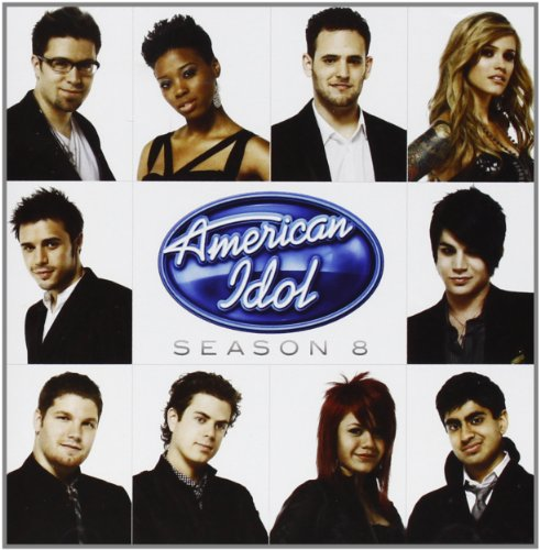 CD : American Idol Season 8