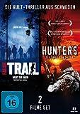 Hunters 1&2: Hunters - Die Spur der Jäger & False trail - Nacht der Jäger (2 Filme Set) [2 DVDs]