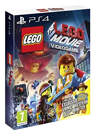 The LEGO Movie Videogame - Western Emmet Minitoy Edition (PS4)
