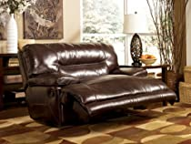 Hot Sale Zero Brown Wall Power Wide Recliner Brown Leather